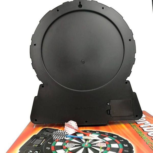 Electronic Dartboard With Automatic Scoring