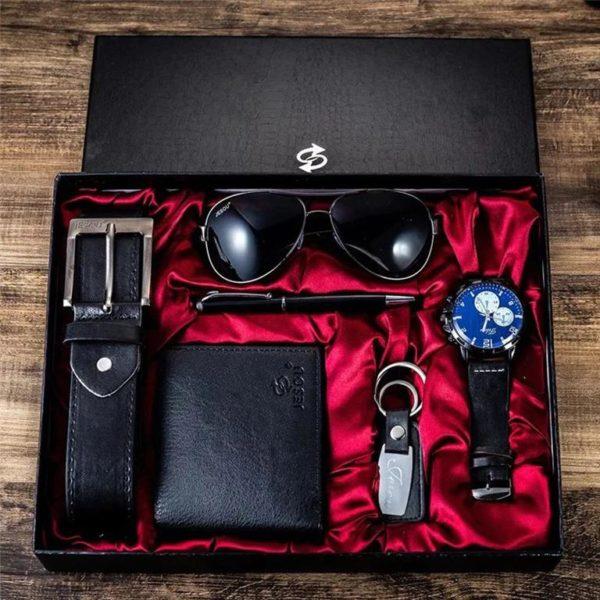 Mens Luxury Gift Set - Black