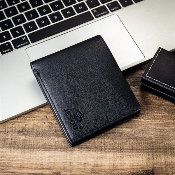Mens Luxury Gift Set - Black - Wallet