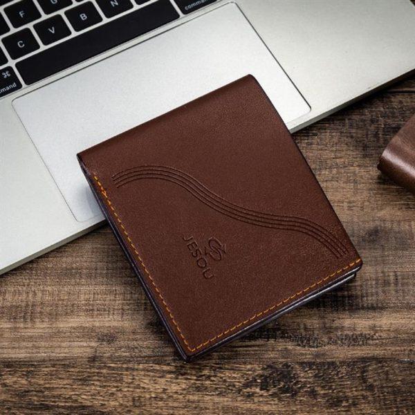 Mens Luxury Gift Set - Brown - Wallet