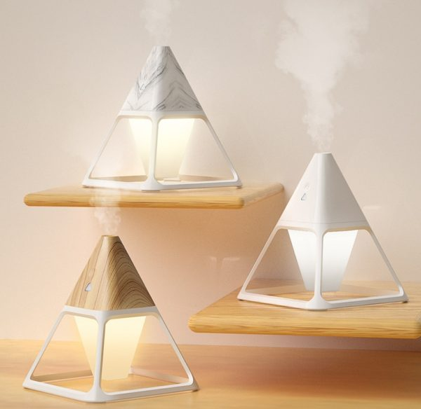 Mini Night Light And Humidifier