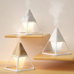 Mini Night Light And Humidifier