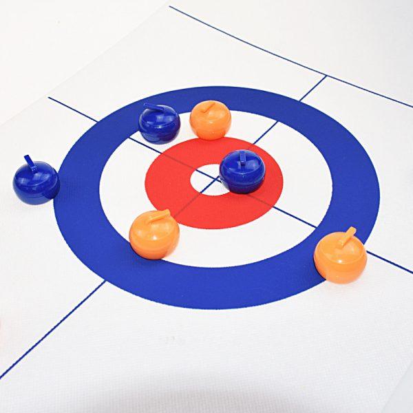 Tabletop Curling Game