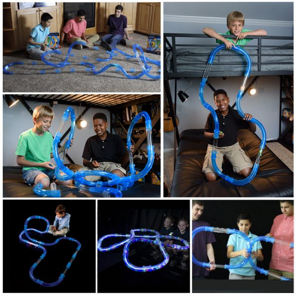 Speed Pipes Electric Car Racing Track 2