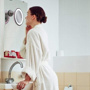Flexible Gooseneck Makeup Mirror